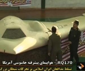Las imágenes representan la primera prueba de los dichos de Irán, que asegura haber derribado al menos una docena de aviones espía de EU