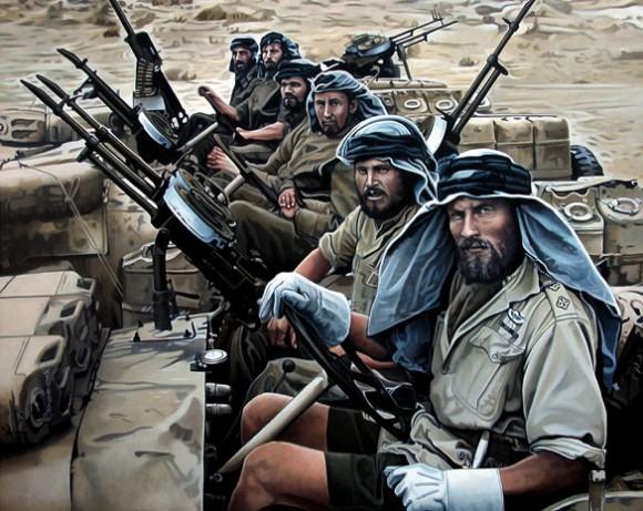 Special Air Service en Libya
