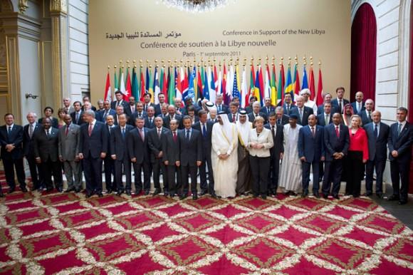 Los opositores libios y sus