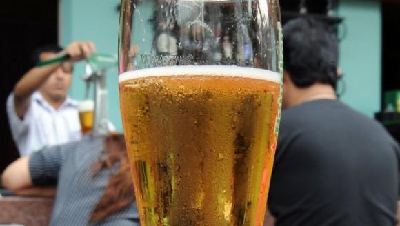 Muerte por cerveza